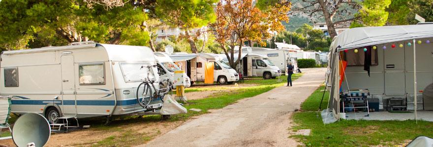 Camping location de vacance